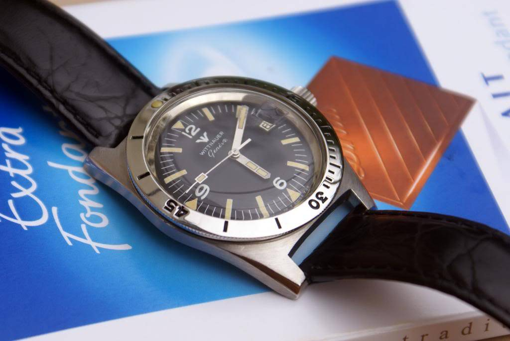 Ma Wittnauer Diver 4000 DSC02361
