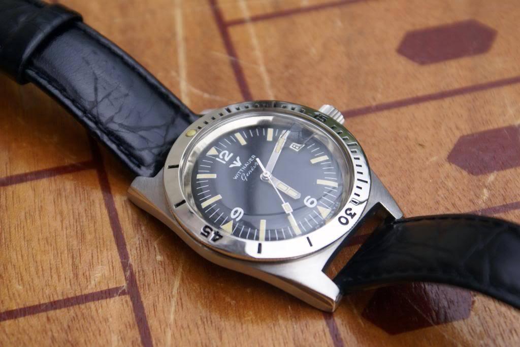 Ma Wittnauer Diver 4000 DSC02362