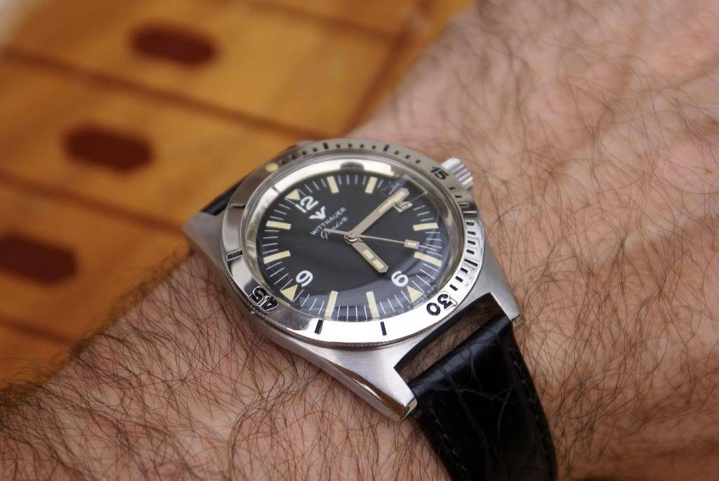 Ma Wittnauer Diver 4000 DSC02371