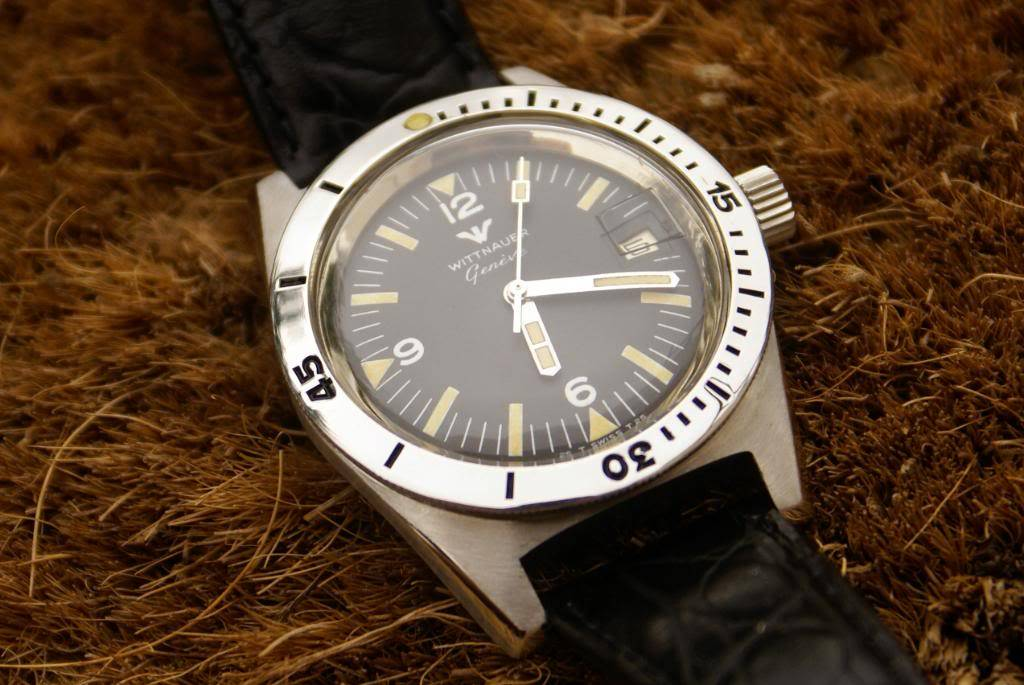 Ma Wittnauer Diver 4000 DSC02391
