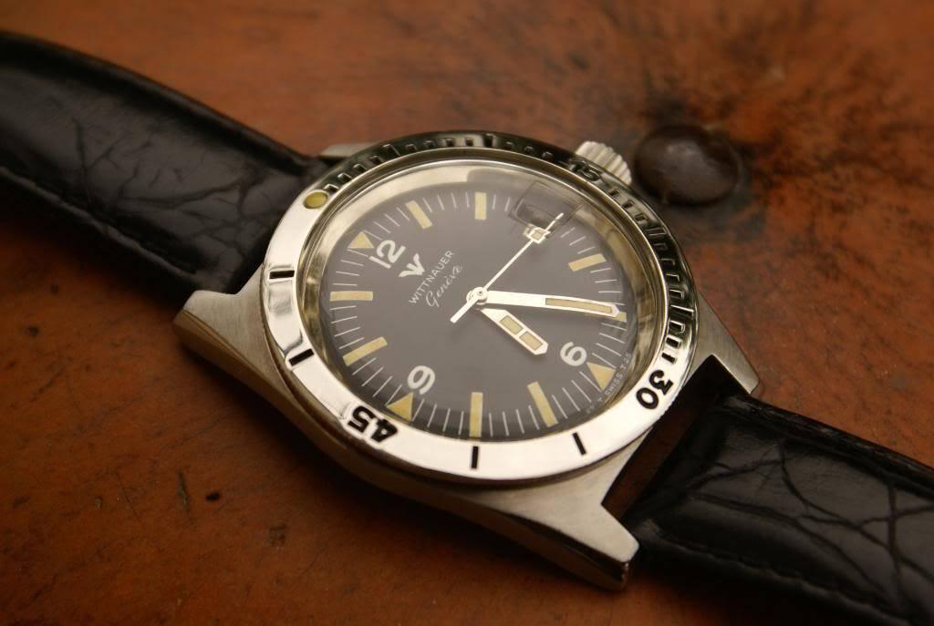 Ma Wittnauer Diver 4000 DSC02403