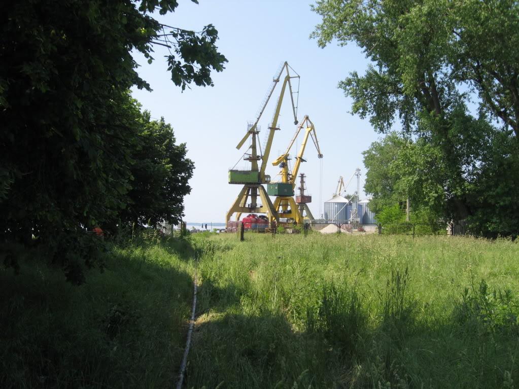 Liniile ferate industriale din Giurgiu 10