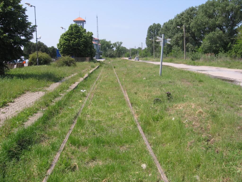 Liniile ferate industriale din Giurgiu 2-2