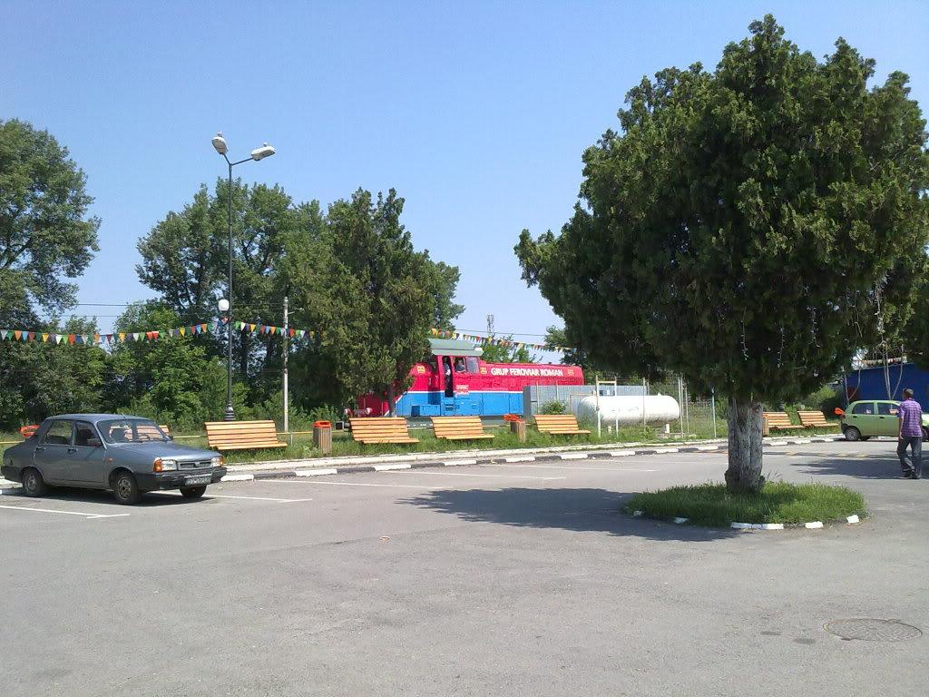 Liniile ferate industriale din Giurgiu 22052011185