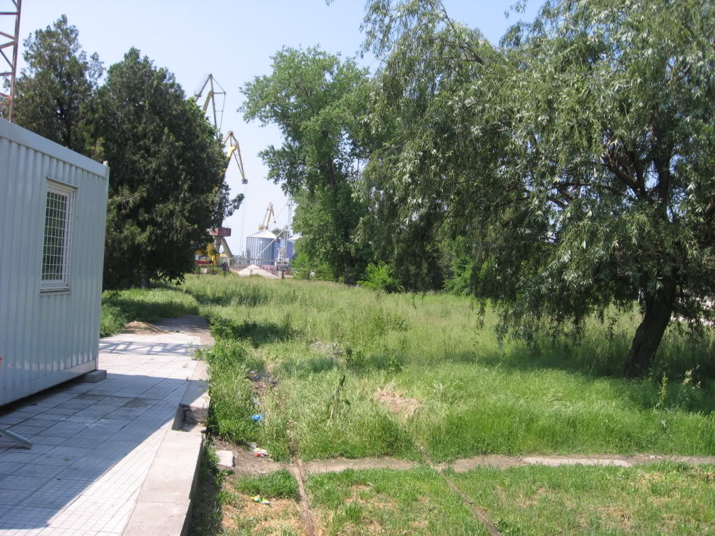 Liniile ferate industriale din Giurgiu 7
