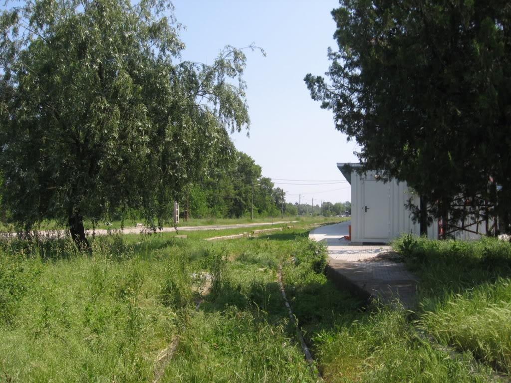 Liniile ferate industriale din Giurgiu 8