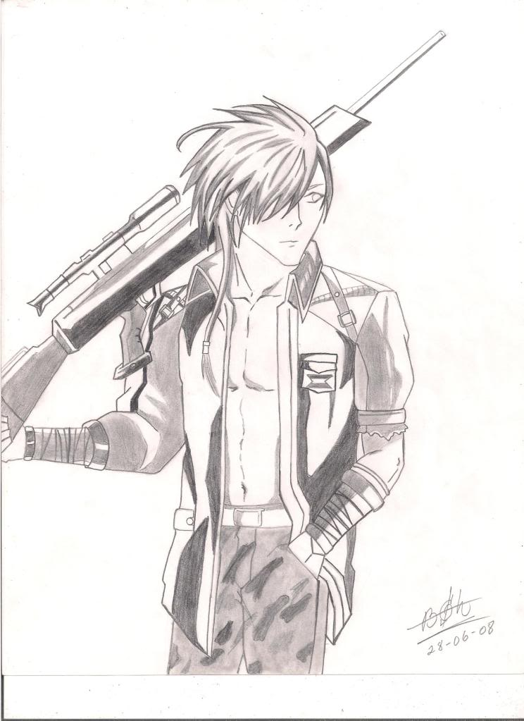 My Drawings  Infanteria