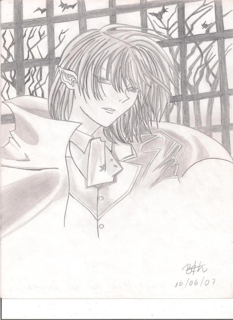 My Drawings  Nosferatu