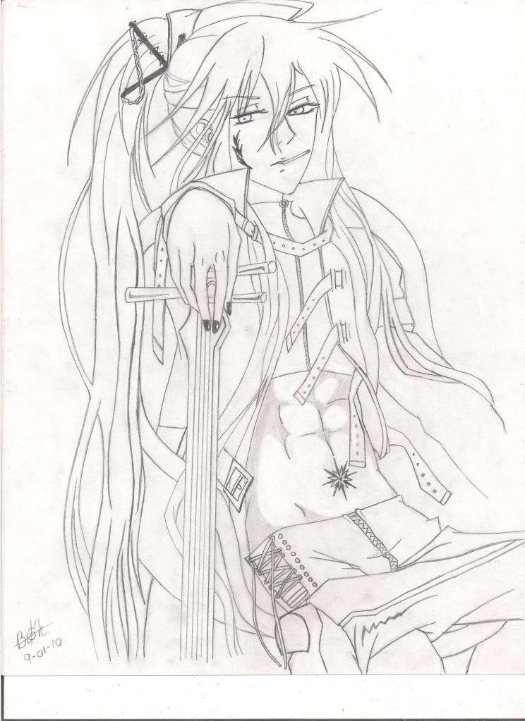 My Drawings  Vocaloid