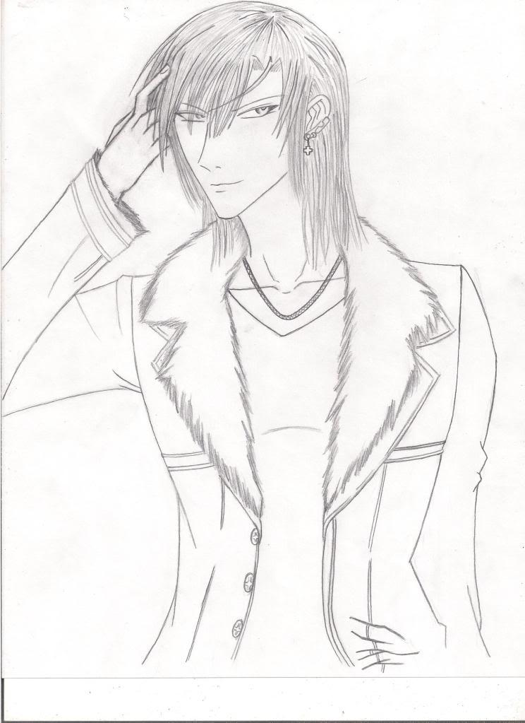 My Drawings  MannodHamelnII