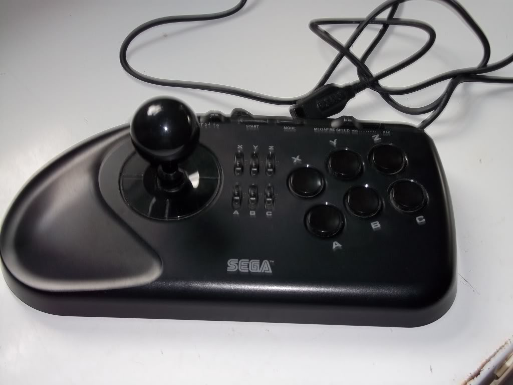 My Genesis Controller Collection 100_0196
