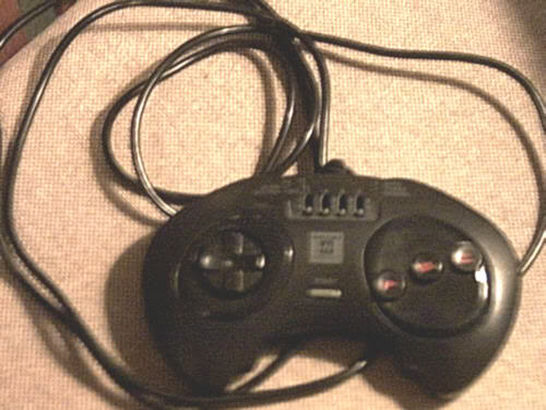 My Genesis Controller Collection HF3-buttonController