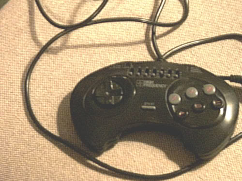 My Genesis Controller Collection HF6-buttonController