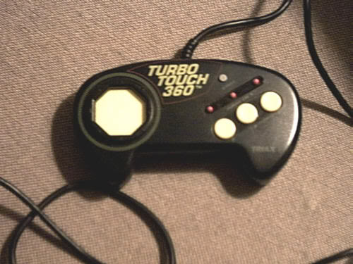My Genesis Controller Collection TriaxTurboTouch360Controller