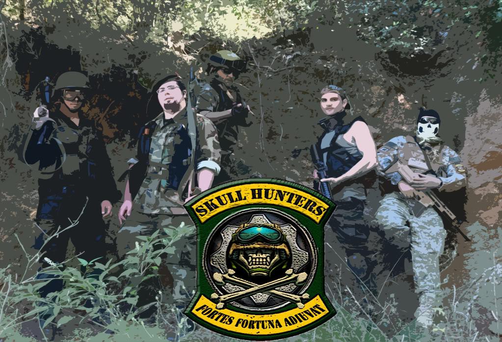 Foro del Comando de Airsoft Skull Hunters