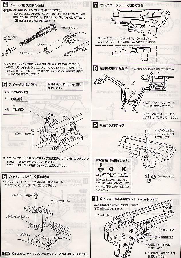 Desmontaje M16 DesmM167