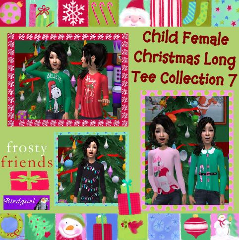 Birdgurl's Sims 2 Creations - Page 9 ChildFemaleChristmasLongTeeCollection7banner_zps6c471941