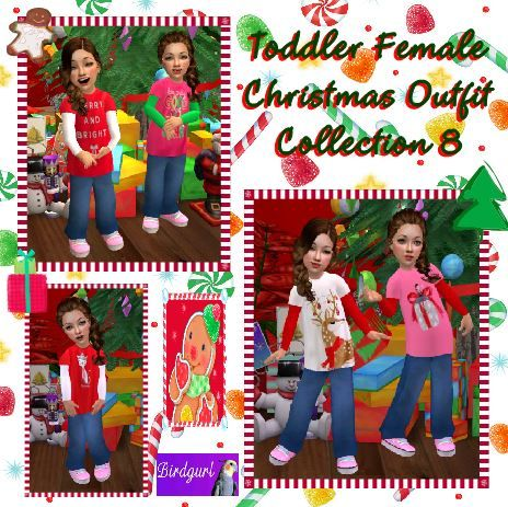 Birdgurl's Sims 2 Creations - Page 9 ToddlerFemaleChristmasOutfitCollection8banner_zps45bdca55