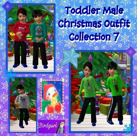 Birdgurl's Sims 2 Creations - Page 9 ToddlerMaleChristmasOutfitCollection7banner_zps59101249