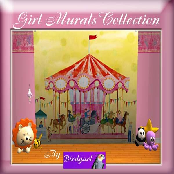 Birdgurl's Sims 2 Creations - Page 2 GirlMuralsCollectionbanner