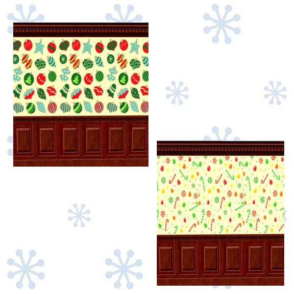 Birdgurl's Sims 2 Creations - Page 2 Holidaywallpapersbanner-pix2