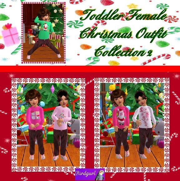 Birdgurl's Sims 2 Creations - Page 2 ToddlerFemaleChristmasOutfitCollection2banner