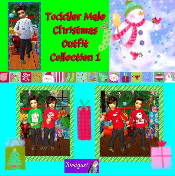 Birdgurl's Sims 2 Creations - Page 2 ToddlerMaleChristmasOutfitCollection1banner