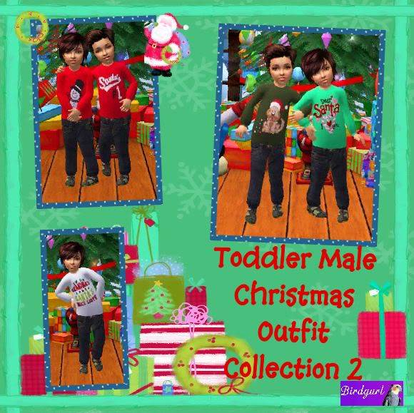 Birdgurl's Sims 2 Creations - Page 2 ToddlerMaleChristmasOutfitCollection2banner