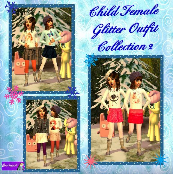Birdgurl's Sims 2 Creations - Page 6 ChildFemaleGlitterCollection2banner1_zps48892e19