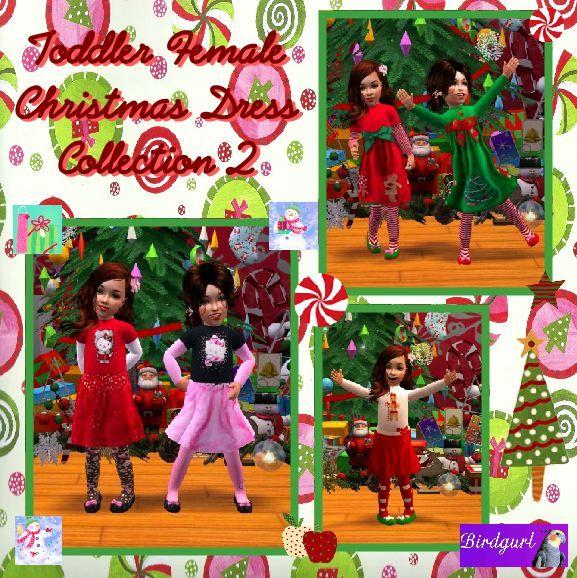 Birdgurl's Sims 2 Creations - Page 6 ToddlerFemaleChristmasDressCollection2banner