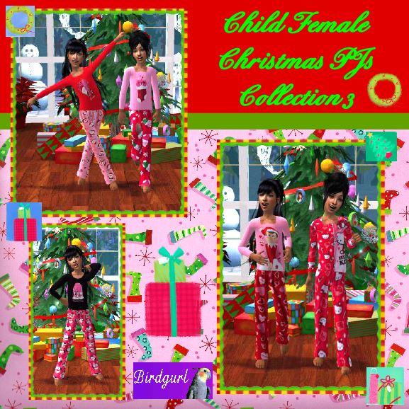 Birdgurl's Sims 2 Creations - Page 8 ChildFemaleChristmasPJsCollection3banner_zpsca3cb4bb