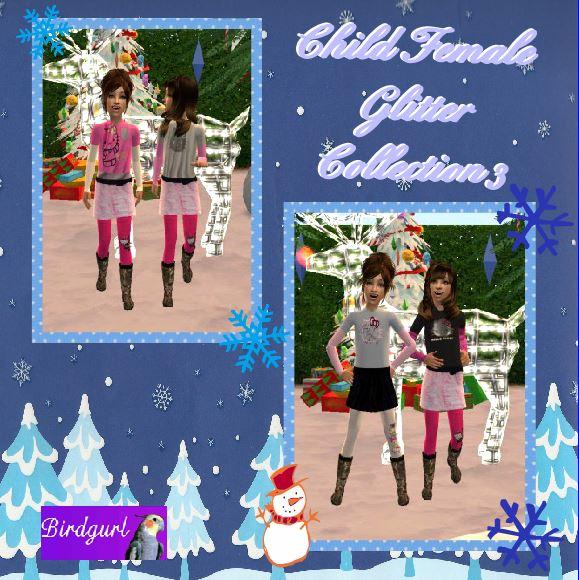 Birdgurl's Sims 2 Creations - Page 9 ChildFemaleGlitterCollection3banner1_zps9f2d5c58