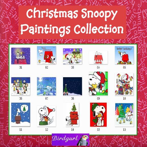 Birdgurl's Sims 2 Creations - Page 8 ChristmasSnoopyPaintingsCollectionbanner_zps65d9b7cd