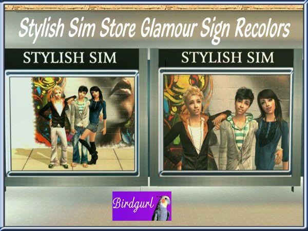 Birdgurl's Sims 2 Creations - Page 8 StylishSimsStorebanner1_zps03e897e4