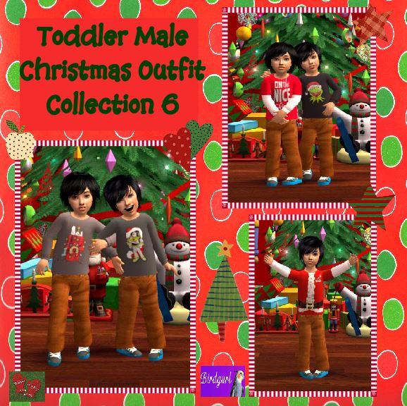 Birdgurl's Sims 2 Creations - Page 8 ToddlerMaleChristmasOutfitCollection6banner_zpsf604ccd6