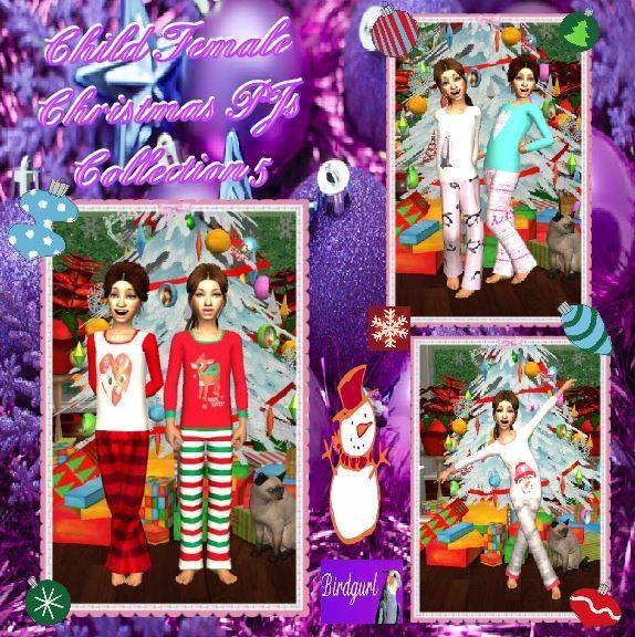 Birdgurl's Sims 2 Creations [Advent Calendar - Dec. 2015] Child%20Female%20Christmas%20PJs%20Collection%205%20banner_zps9p1qfpi6