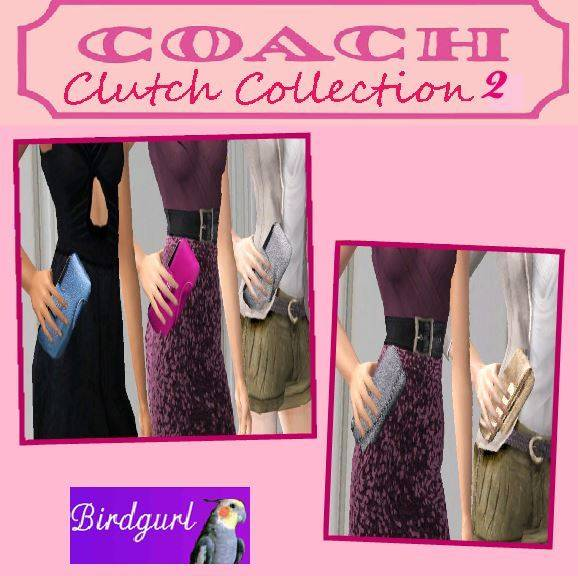 Birdgurl's Sims 2 Creations [Advent Calendar - Dec. 2015] Coach%20Clutch%20Collection%202%20banner_zpsbqpqoair