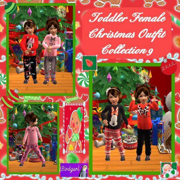 Birdgurl's Sims 2 Creations [Advent Calendar - Dec. 2015] Todder%20Female%20Christmas%20Outfit%20Collection%209%20banner_zpszgd0q1ae