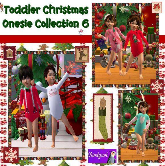 Birdgurl's Sims 2 Creations [Advent Calendar - Dec. 2015] Toddler%20Christmas%20Onesie%20Collection%206%20banner_zps2kewlaz6