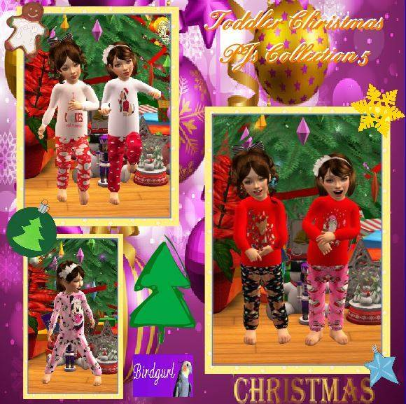 Birdgurl's Sims 2 Creations [Advent Calendar - Dec. 2015] Toddler%20Christmas%20PJs%20Collection%205%20banner_zpsiahkl7p8
