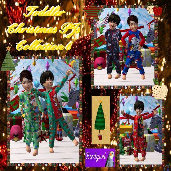 Birdgurl's Sims 2 Creations [Advent Calendar - Dec. 2015] Toddler%20Christmas%20PJs%20Collection%206%20banner_zpszfd2ppxu