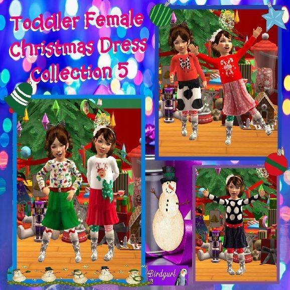 Birdgurl's Sims 2 Creations [Advent Calendar - Dec. 2015] Toddler%20Female%20Christmas%20Dress%20Collection%205%20banner_zpscj8dglbo