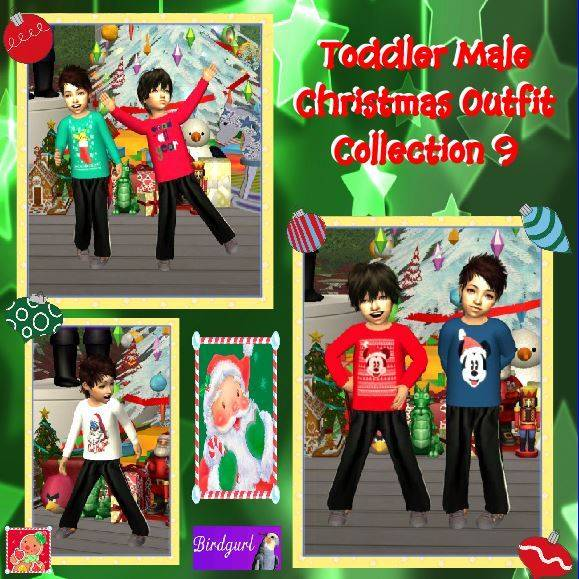 Birdgurl's Sims 2 Creations [Advent Calendar - Dec. 2015] Toddler%20Male%20Christmas%20Outfit%20Collection%209%20banner_zps16hntnnt