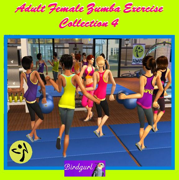 Birdgurl's Sims 2 Creations - Page 5 AdultFemaleZumbaExerciseCollection4banner2