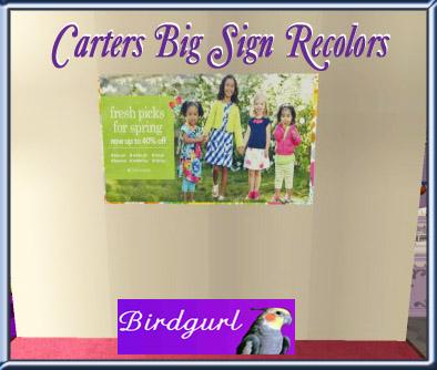 Birdgurl's Sims 2 Creations - Page 4 CartersBigSignRecolorsbanner1