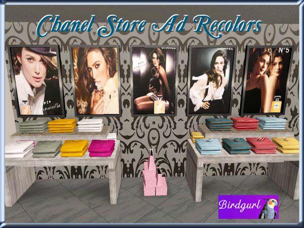 Birdgurl's Sims 2 Creations - Page 5 ChanelStoreSignRecolorsbanner1