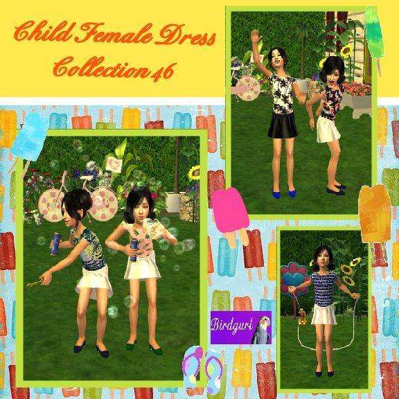 Birdgurl's Sims 2 Creations - Page 9 Child%20Female%20Dress%20Collection%2046%20banner_zpsqtexpu5f