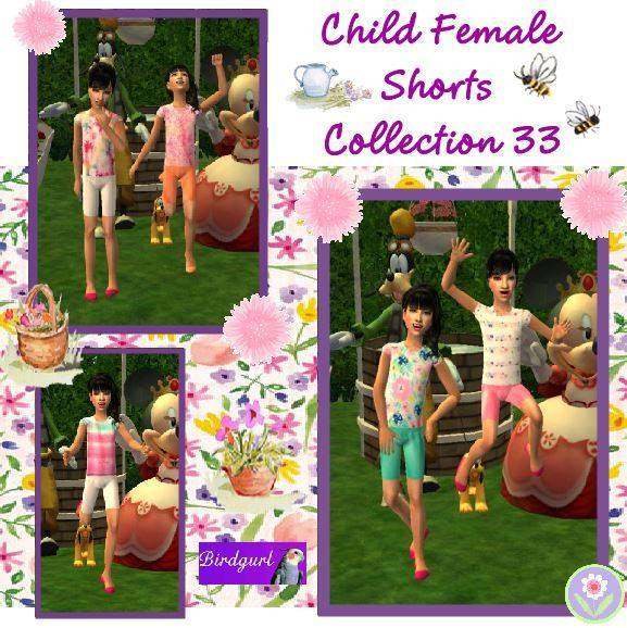 Birdgurl's Sims 2 Creations - Page 9 Child%20Female%20Shorts%20Collection%2033%20banner_zpsw7cnhhyw