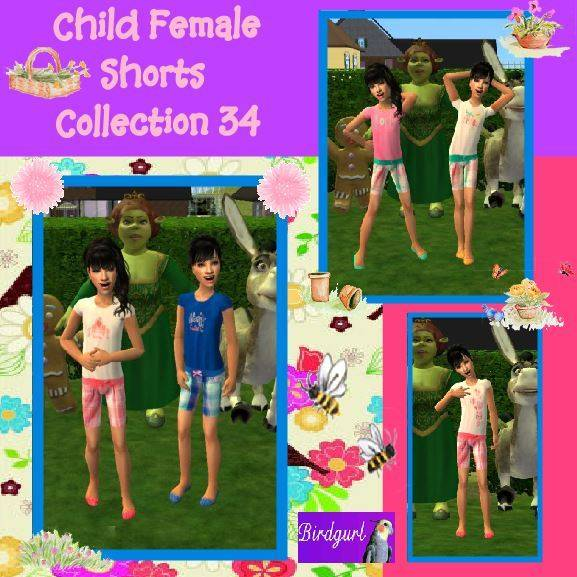 Birdgurl's Sims 2 Creations - Page 9 Child%20Female%20Shorts%20Collection%2034%20banner_zpsga5tutde
