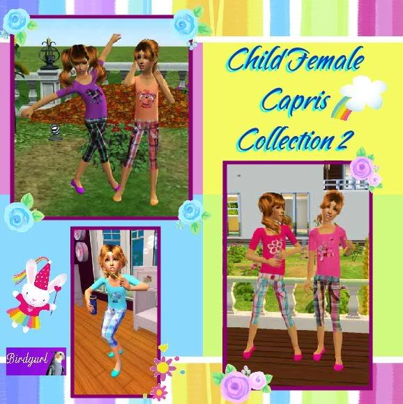Birdgurl's Sims 2 Creations - Page 2 ChildFemaleCaprisCollection2banner